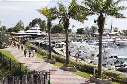 Marina Pez Vela con oferta variada durante Semana Mayor
