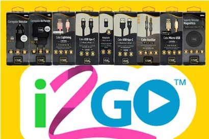 i2GO introdujo nueva línea de lujo