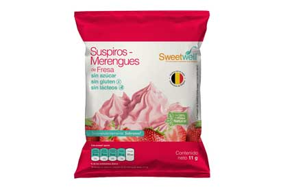 Sweetwell introduce productos para meriendas