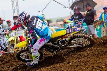 Roberto Castro domina pistas de Guatemala