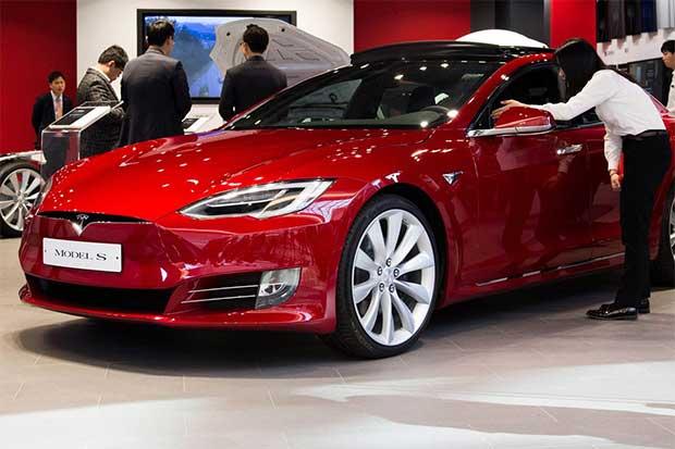 Tesla supera a General Motors en valor de mercado