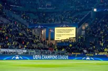 Partido entre Borussia Dortmund y Mónaco se jugará mañana por atentado