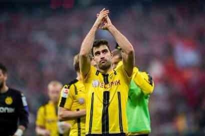 Mónaco golpea primero al Dortmund