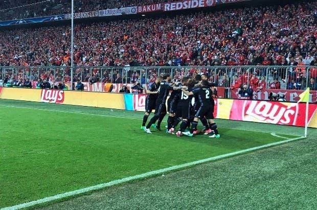 Real Madrid doma al Bayern Múnich en Alemania
