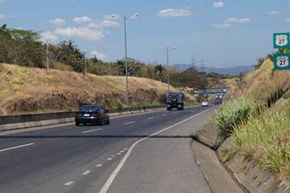Operativo de Tránsito en Ruta 27 iniciará a medio día