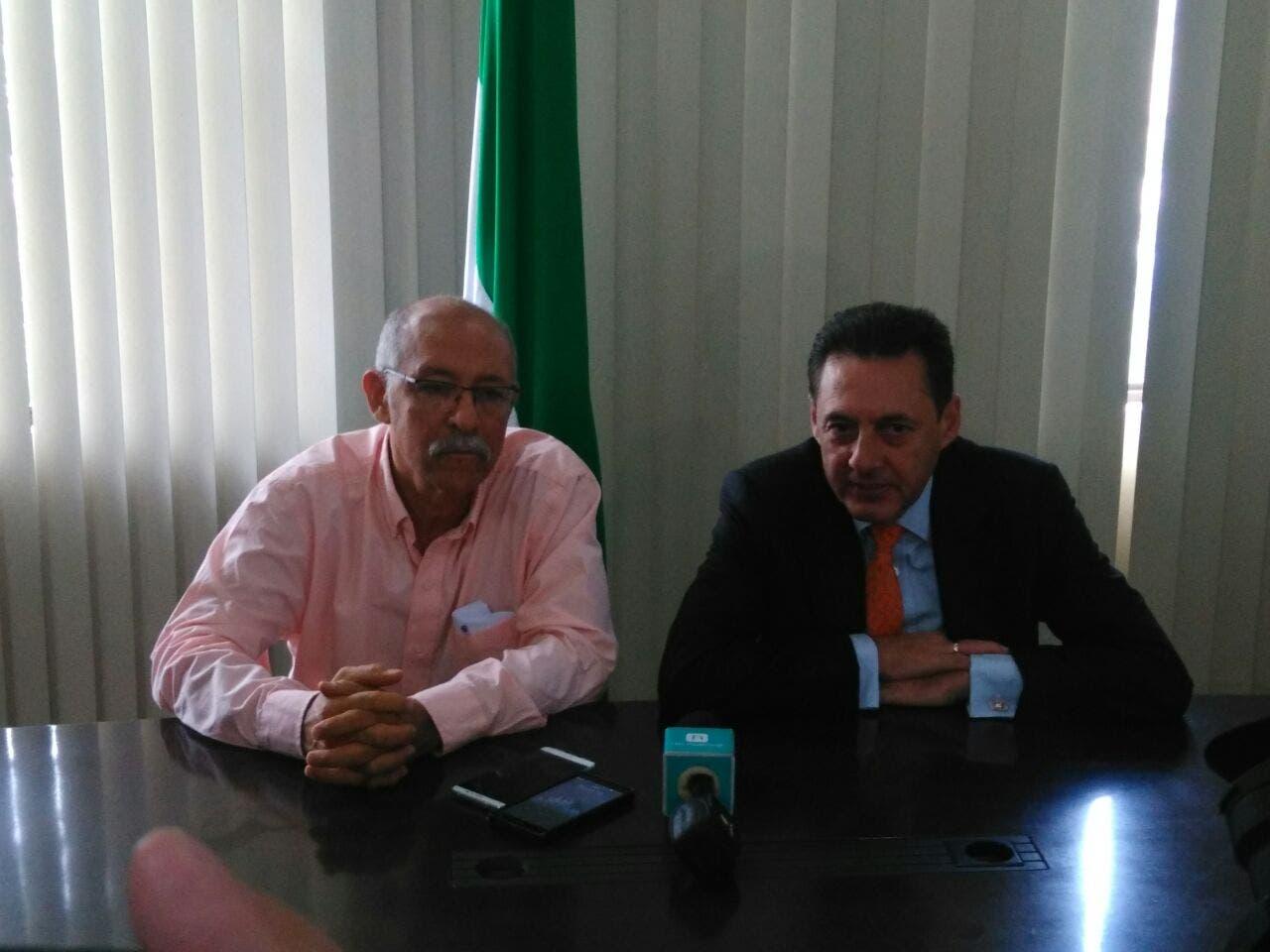 Antonio Álvarez se reunirá con José María Figueres