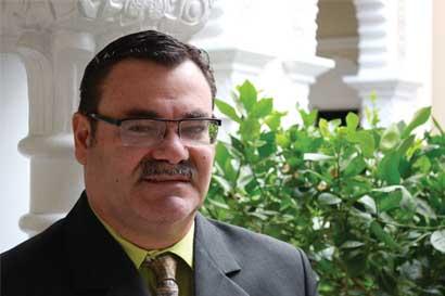 Javier Cambronero es nuevo jefe de fracción del PAC
