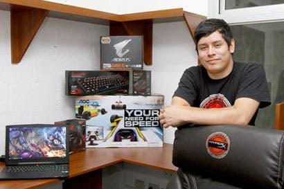 """""""Un videojugador puede ganar hasta $7 mil en un torneo"""""""