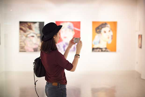 Feria de arte se realizará en Moravia