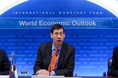 FMI eleva pronóstico mundial aunque alerta sobre proteccionismo