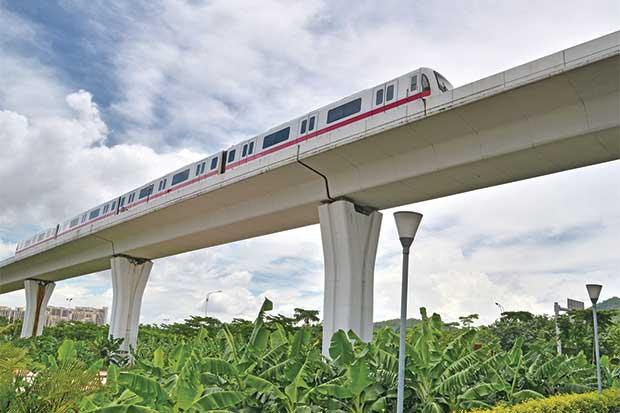 ¿Podemos financiar un tren urbano elevado?