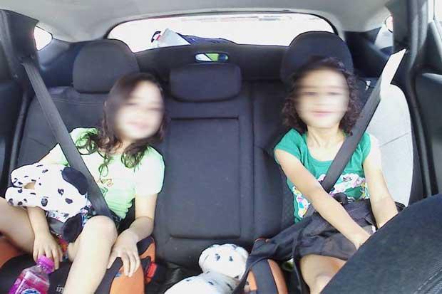 191 conductores han sido multados por llevar niños sin dispositivos de seguridad