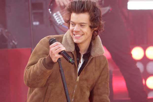 Harry Styles se prepara para lanzar su primer disco como solista