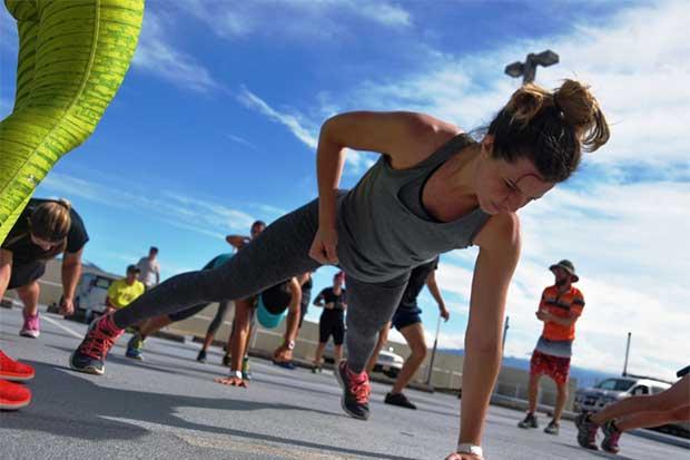 Nike regresa con sus entrenamientos funcionales