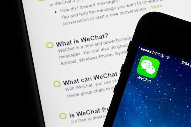 WeChat eliminará del iPhone función que permite dar propinas