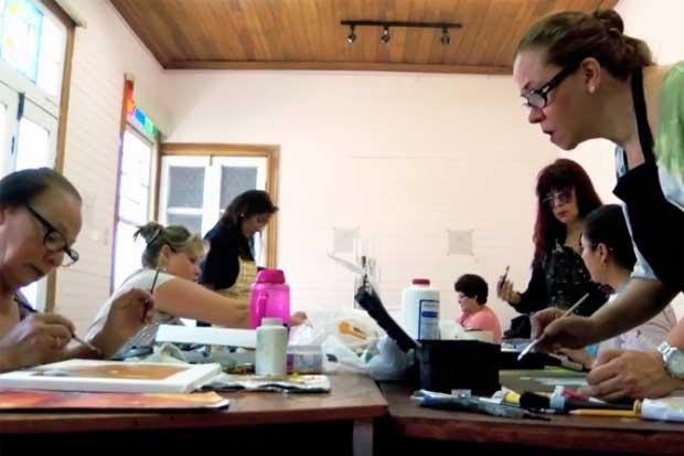 Casa Cultural Amón abre nueva oferta de cursos