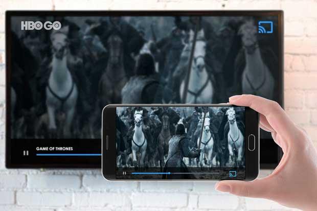 HBO GO ya está disponible en Chromecast
