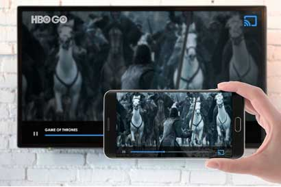 HBO GO ya está disponible en Chromecast