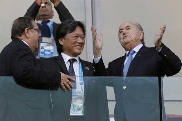 FIFA inhabilita de por vida a expresidente de Federación de Costa Rica
