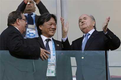 FIFA suspende de por vida a Eduardo Li