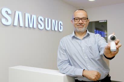 Samsung traerá dispositivos para ecosistema de realidad virtual