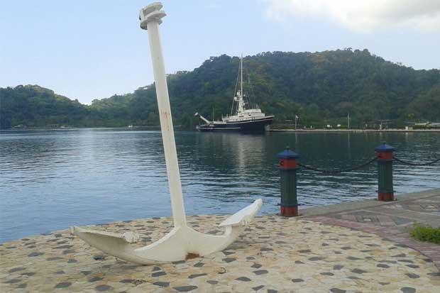 Golfito inicia operaciones de primera fase de Golfito Marina Village
