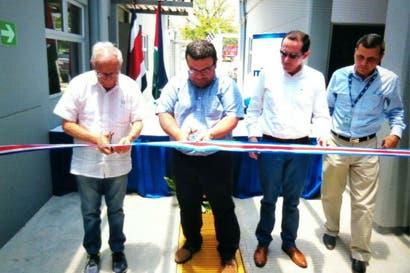 Hacienda inauguró oficinas administrativas en complejo fronterizo de Peñas Blancas