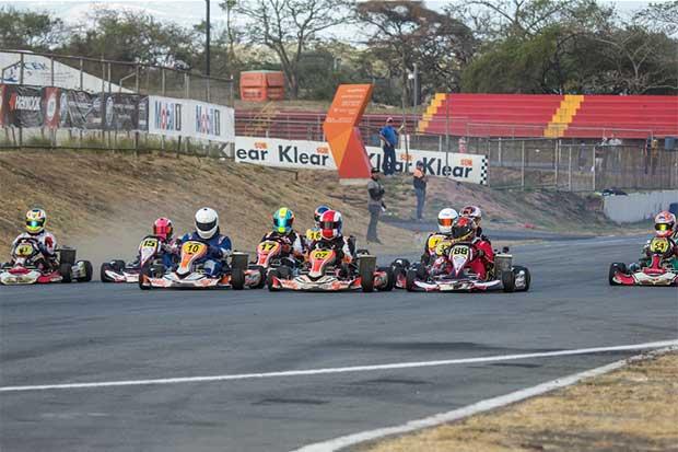 Parrillas invertidas prometen una mayor competencia entre kartistas