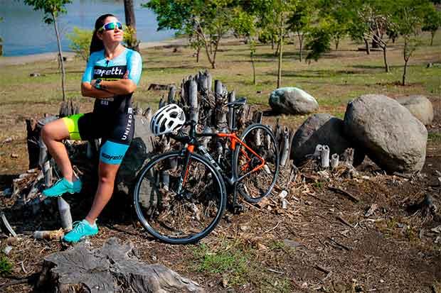 """Mauren Solano: """"El Campeonato del Mundo de Ironman va a ser una cacería"""""""