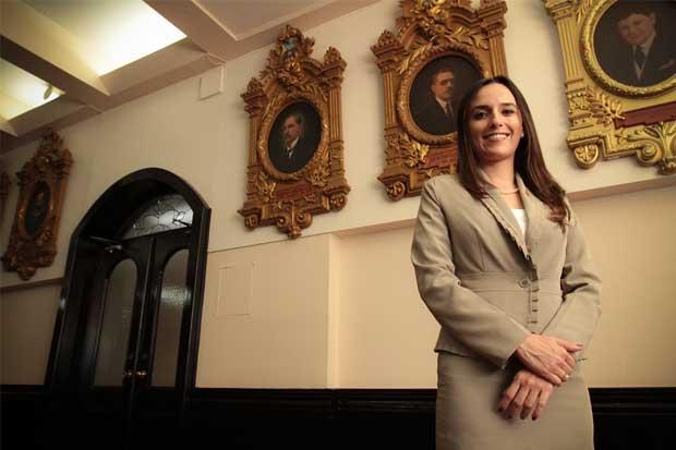 Natalia Díaz es la nueva jefa de fracción del Movimiento Libertario