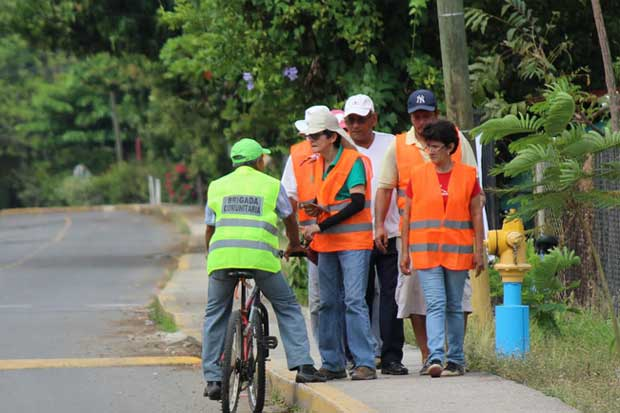Cruz Roja capacita en atención de emergencias a comunidades vulnerables