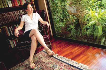 Emprendedora diversifica marca Rainforest Oasis con souvenirs