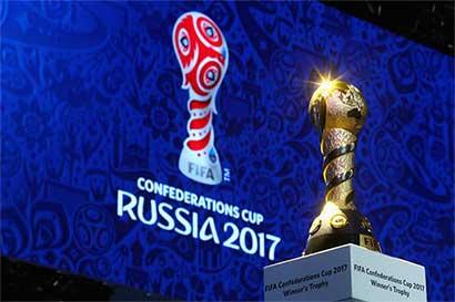 Diario alemán planea boicotear Copa Confederaciones