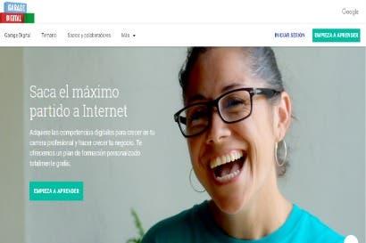 Google lanza herramienta para aprender a manejar negocios en línea