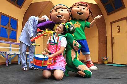 Museo de los Niños celebra aniversario en grande
