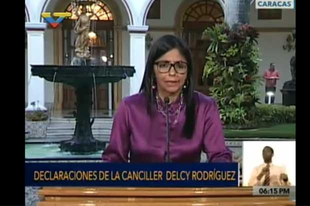 Venezuela anuncia su retiro de la OEA en medio de tensiones