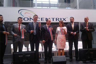 Concentrix inauguró centro de servicios para 1.800 colaboradores