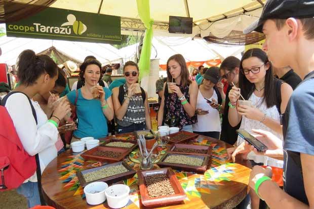 40 empresas cafetaleras ofrecerán sus productos en Expocafé Tarrazú