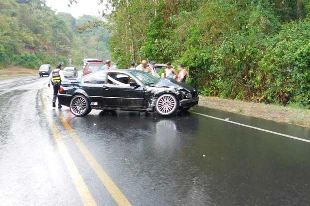 País registra un accidente de tránsito cada cinco minutos