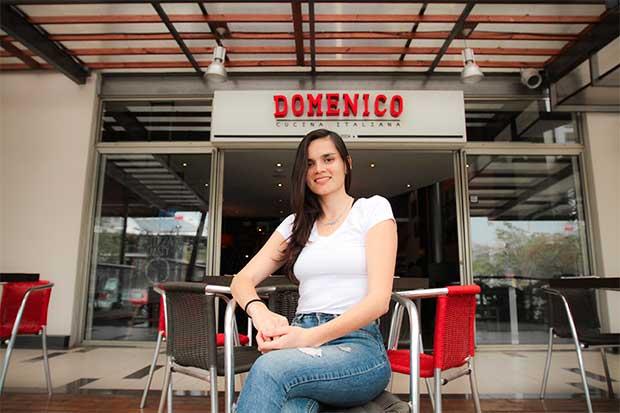 Italia y Perú inspiran a Doménico