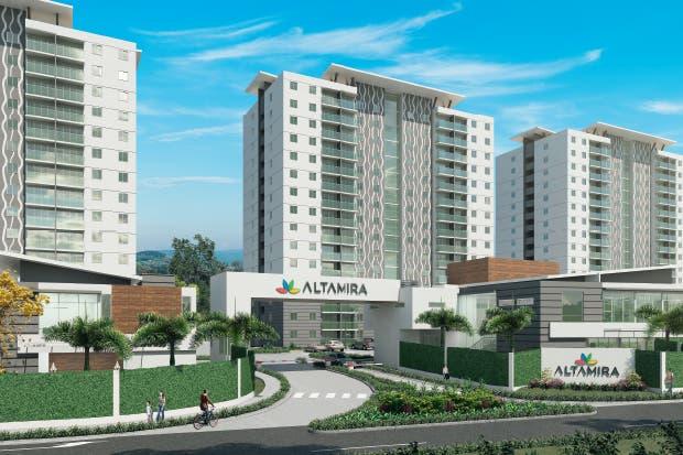 Altamira, excelente ubicación y variedad de amenidades
