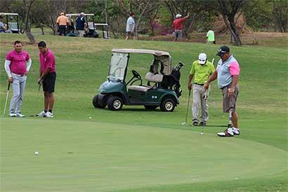 Golf jugará por niños con quemaduras