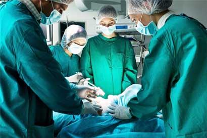 Hospital del Trauma realiza casi 1.000 cirugías de la Caja