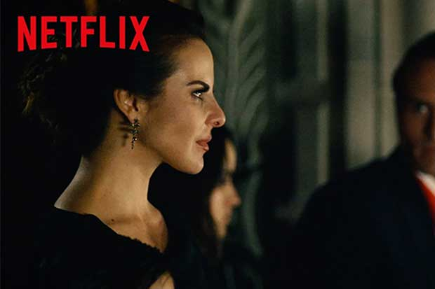 Ingobernable de Kate del Castillo tendrá segunda temporada [VIDEO y FOTOS — Netflix