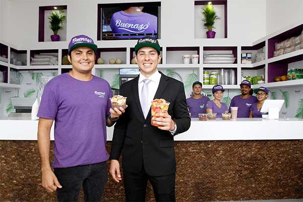 Fruta brasileña endulza negocio tico