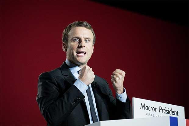 Juventud de Macron no atrae a votantes primerizos en Francia