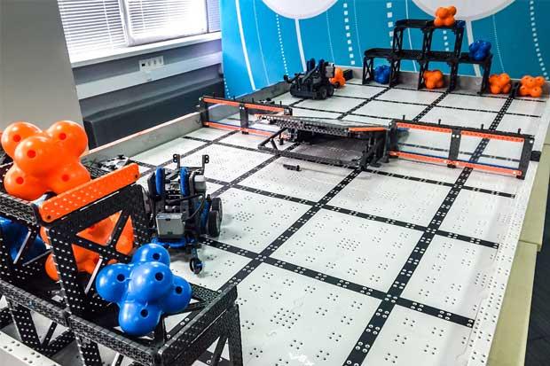El lunes inicia inscripción para Olimpiada Nacional de Robótica