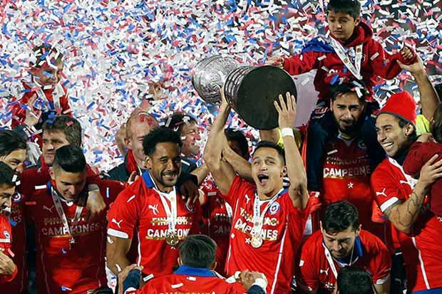 ¿Copa América con campeones europeos?