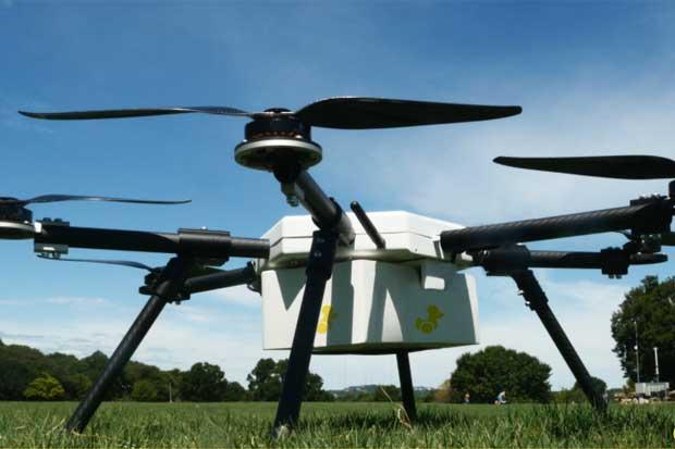 Amazon y Google presionan para que se autorice el uso de drones