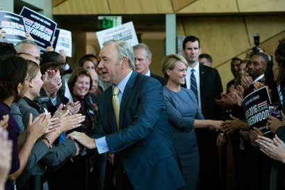 Netflix estrenará este mes quinta temporada de House of Cards